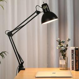 2in1 Swing Arm Desk Lamp C-Clamp /Table Lamp Architect Draft