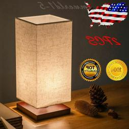 2pcs table lamp bedside nightstand lamps simple