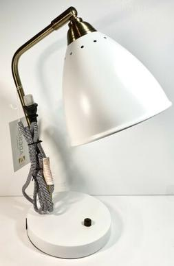 Adesso 3463-02 Chelsea Desk Lamp, Smart Outlet Compatible, 1