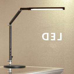 360° Rotating Desk Lamp Working Reading LED Table Lighting