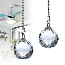 Acrylic Pull Chain Cord Extension For Ceiling Light Ceiling