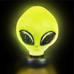ALIEN LAMP kids children room table bed desk night light dec