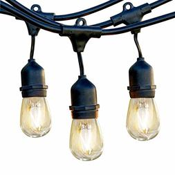 Brightech Ambience Pro - Waterproof LED Outdoor String Light