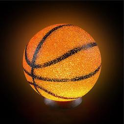 BASKETBALL LAMP boys kids children room table bed desk night