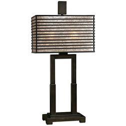 Uttermost 26291-1 Becton Modern Metal Table Lamp