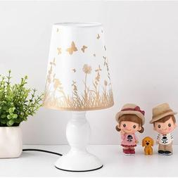 JiFengCheng Bedroom Bedside Lamp Small Table Lamp E27 Desk L