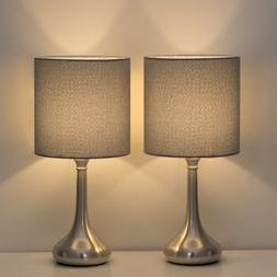 bedside table lamps set of 2 unique