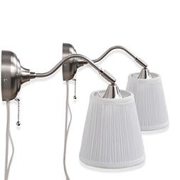 Contemporary Wall Lamp, Set of 2 …