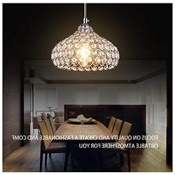 LED Crystal Ceiling Lamp Modern I LED E14 Socket I Ceiling L