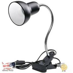 Desk lamp,360° Rotation Clip on Lamp Portable Book Reading