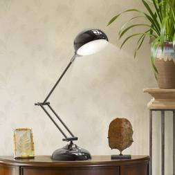 Table Lamp Flexible Adjustable Swing Arm Lamp For Office Bla