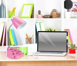 Limelights Desk Lamp W/iPad/iPhone Stand & Book Holder Dorm