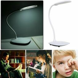 Dimmable LED Desk Lamp With USB Charging Port Table Lamp For