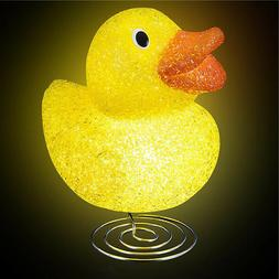 DUCKY LAMP kids children room table bed desk night light dec