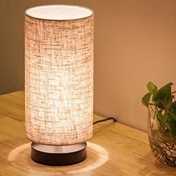 Energy-Saving Table Lamps Bedside Nightstand Lamp for Bedroo