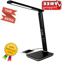 Ottlite Executive Desk Lamp with 2.1A USB Charging Port - Fr