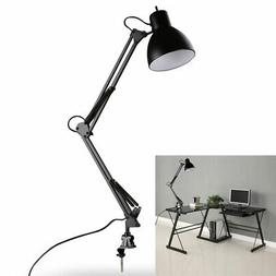 Flexible Swing Arm Clamp Mount Home Office Studio Table Desk