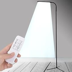 LED Floor Lamps-Flexible Dimmable Reading Light with Tripod