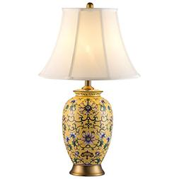 505 HZB Chinese Classical Ceramic Lamp Villa Living Room Atm