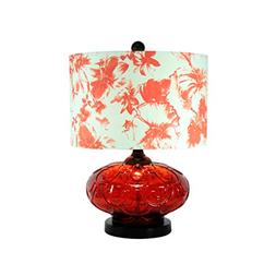 505 HZB Creative Rose, Glass, European Style Lamp, Bedroom,