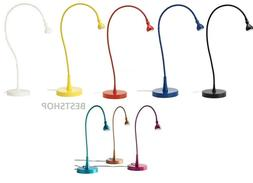 IKEA JANSJO  DESK LAMP The LED LIGHT SOURCE CONSUMES UP TO 8