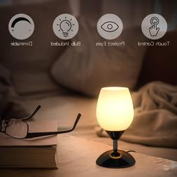 Kids Study Home LED Table Lamp Dimmable Desk Lamp Eye Protec