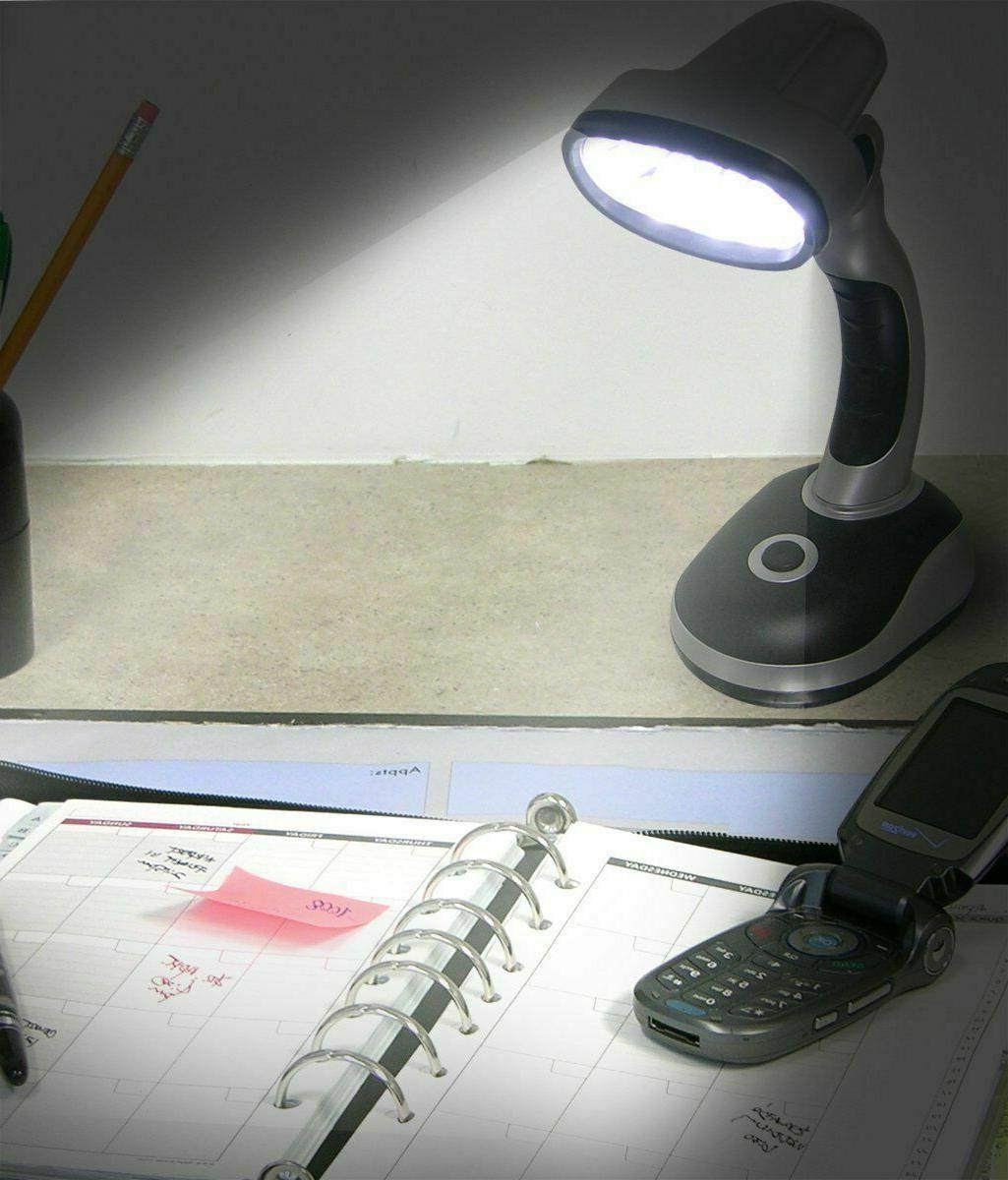 12 Operated Light Lamp Laptop Computer Home Offic