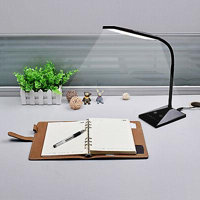 12W Sensor Dimmable Table Read light 390lm+Power