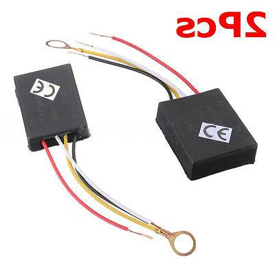 2.X 110V 3Way Light Touch Sensor Switch Control for Lamp Des