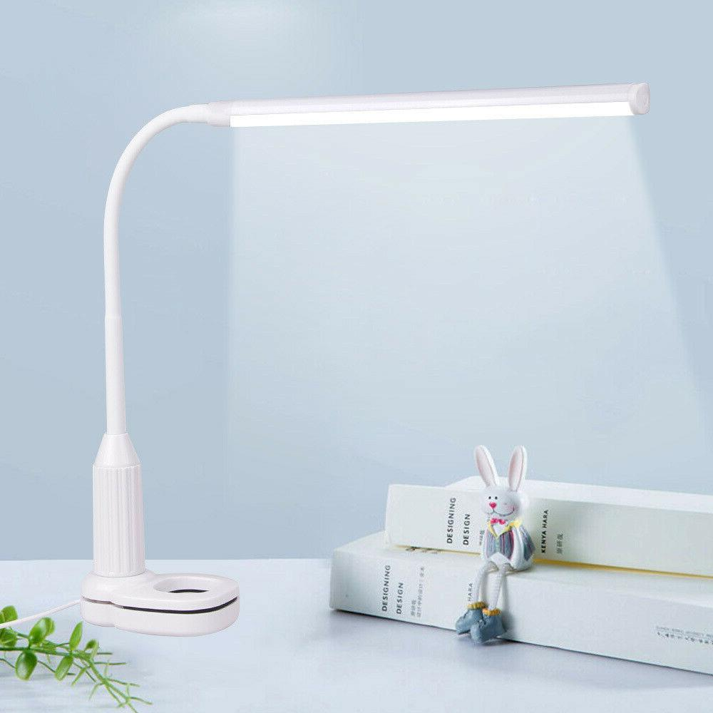 24 led flexible usb touch dimmable clip