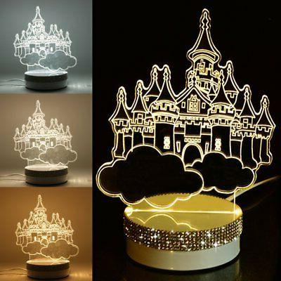 Light LED Lamp Home Decor