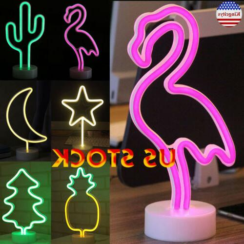 3d led night light remote control 7