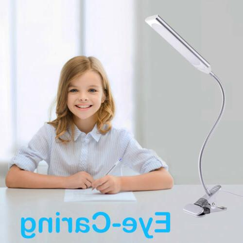 New Dimmable LED Light Flexible Table Lamp 48LED