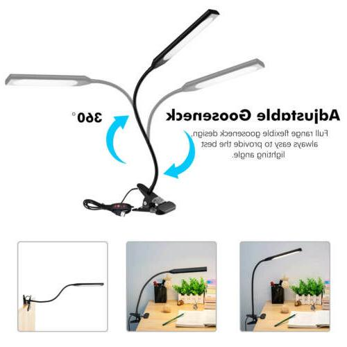 Book Dimmable USB Clip-On Desk
