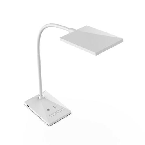 12w led desk lamp touch sensor flexible