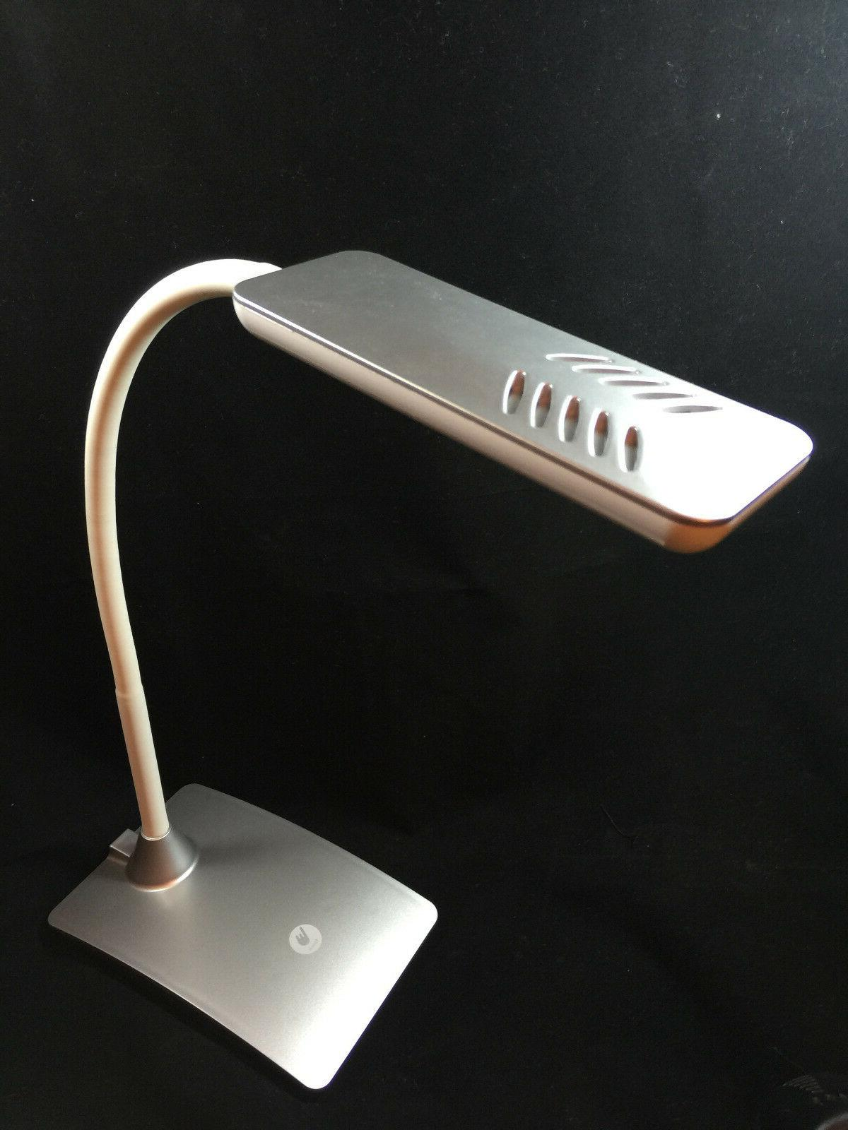 7W Touch Adjustable 12 Desk Table Book Lamp