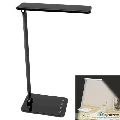 8w dimmable led desk lamp touch control