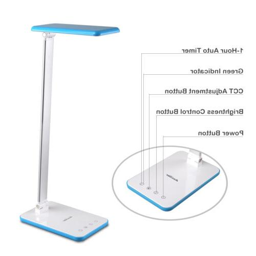 Dimmable LED Desk Lamp Table For Office Lighting US