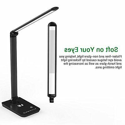 8W Lamp Touch Control Protect Studying Reading