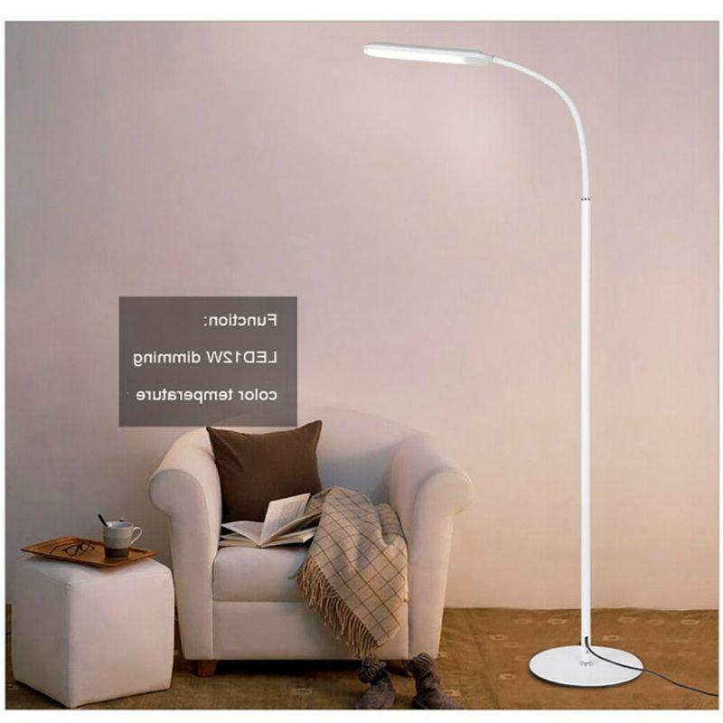 Adjustable Lamp Light Standing Reading Dimmable Control