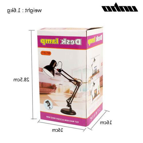 Adjustable Arm Drafting Office C-Clamp