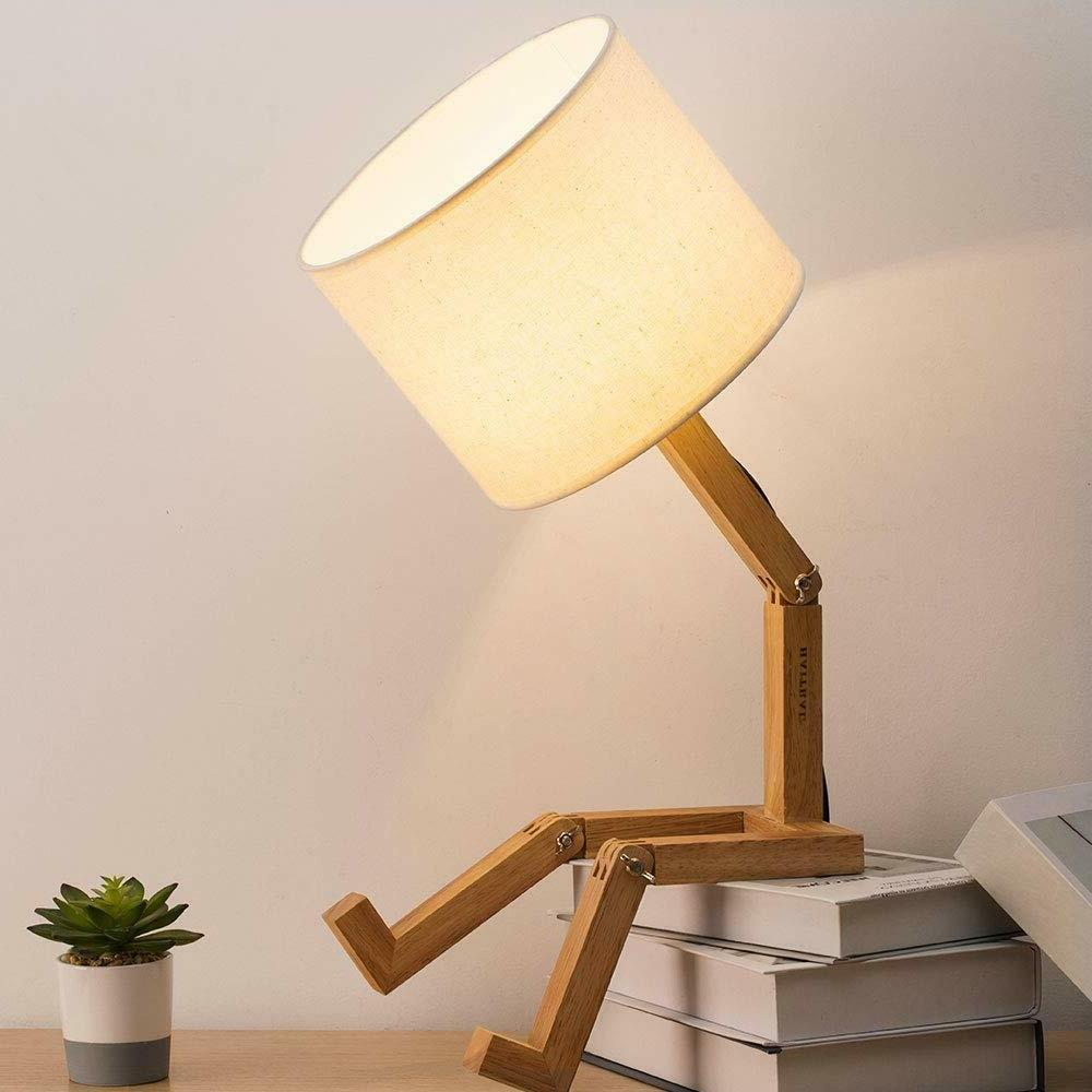 Lamp Table Bedside Lamp Bedroom,