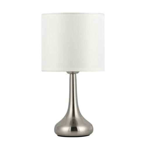 HAITRAL -Small Lamp with White