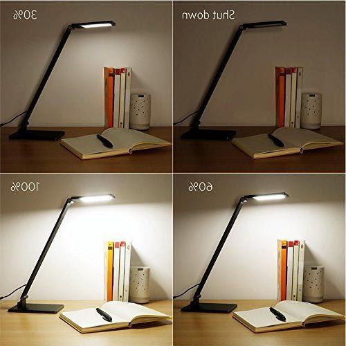 Clamp Lamp, BESTEK in 1 Dimmable Touch Table Lamp with Clip