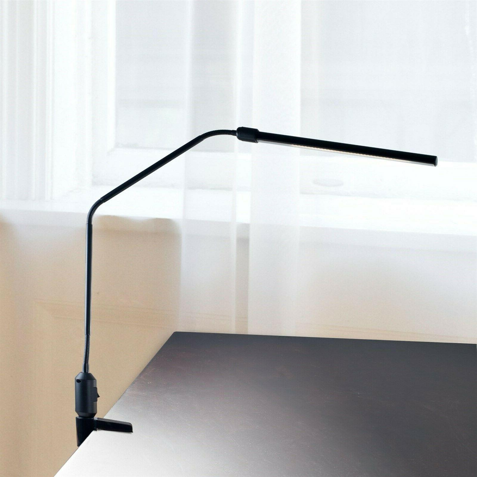 contemporary clamp desk lamp