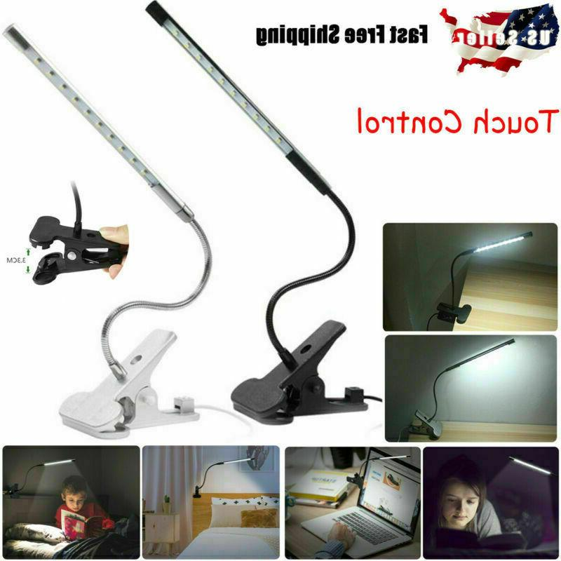 Convenient Studying Switch Clamp Lamp