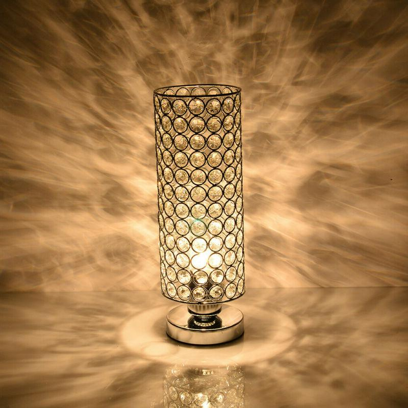 Crystal Table Light For Bedroom Sto