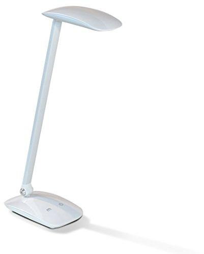 Newhouse LED Desk w/ Brightness and Charging Port,