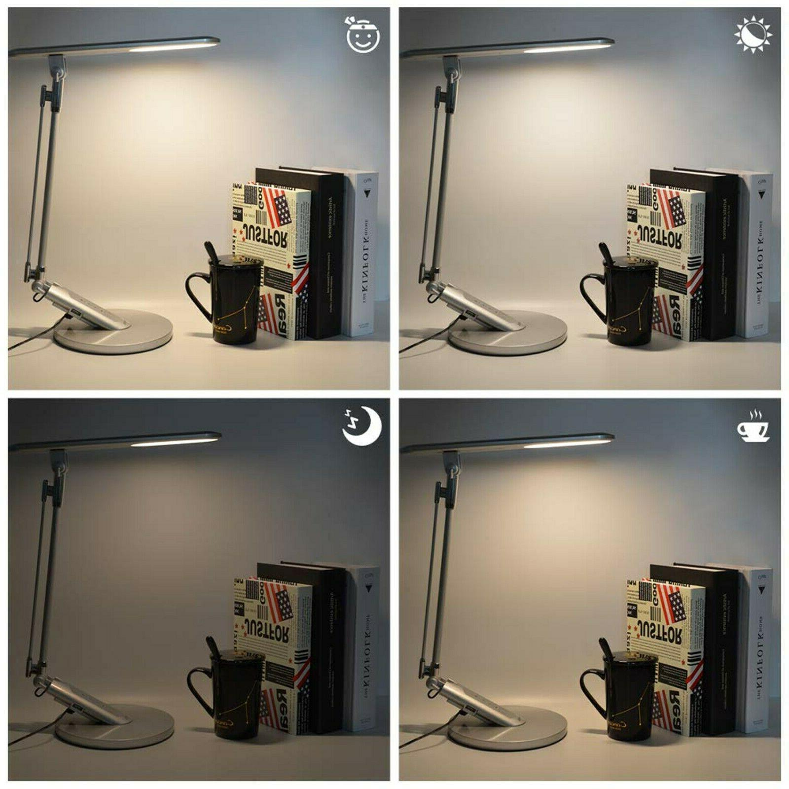 Desk Lamp 14W Dimming Table Lamps Lighting Modes