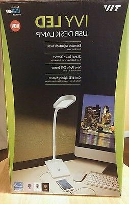 IVY LED Lamp with built-in in Black HOME/OFFICE��NEW